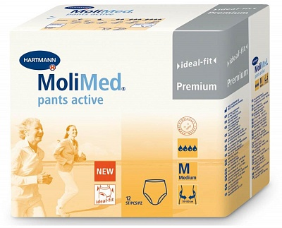 Molimed Pants Active-трусики  10 шт