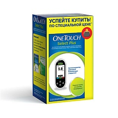 Глюкометр One Touch Select Plus